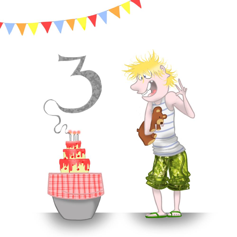 3 ans